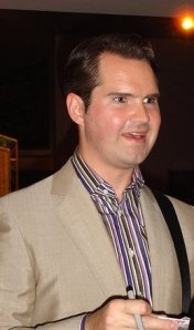 Jimmy Carr was a man with a car