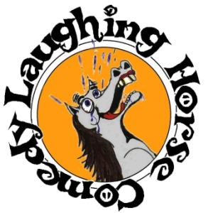 Laughing Horse came out of the Black Horse