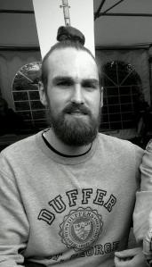 Liam Lonergan studies Schafferism