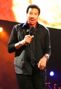 The other Lionel Richie (Photo by Eva Rinaldi)