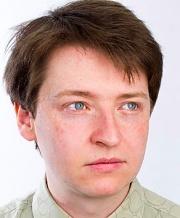 Sean Nolan, young Irish comedian