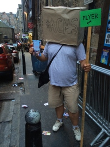 The Anonymous Flyerer yesterday @markdeanquinn