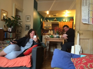 Morning glory: Claire Smith on her iPhone + Matt Price thinks of sausages