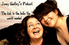 Janey Godley podcasts with daughter Ashley Storrie