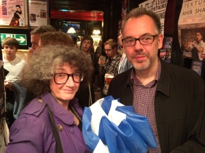 Kate Copstick & Steve Bennett: The Counting House last night