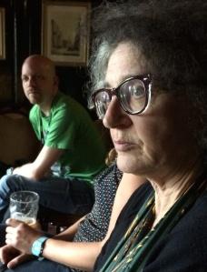 Luca Cupani & Kate Copstick hear a comic is fleeing the Fringe