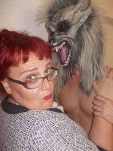 Mathilda Gregory and werewolf