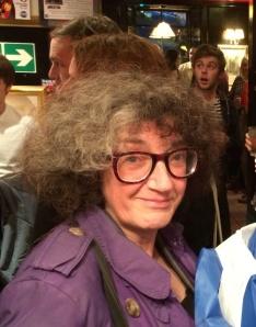 Copstick at last month;s Edinburgh Fringe