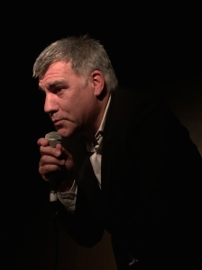Lewis Schaffer at the Edinburgh Fringe last month