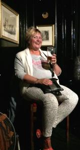 Machete Hettie at The Grouchy Club in Edinburgh