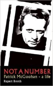 Rupert Booth's book about Patrick McGoohan