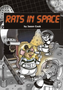 Jason Cook's book - Rats In Space