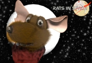 Jason has plans to film Rats In Space