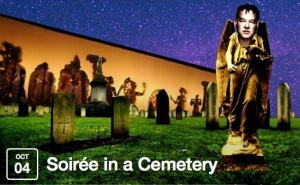 Soiree in a Cemetery