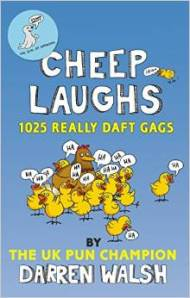 Not just puns, but drawings... Cheep Laughs