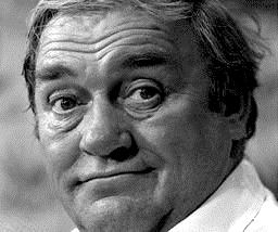 Les Dawson: not to be confused with Bernard Manning