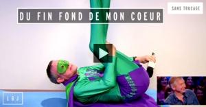 Mr Methane congratulates the French