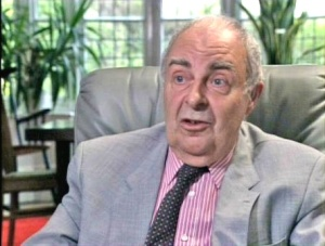 Nigel Kneale, interviewed in 1990