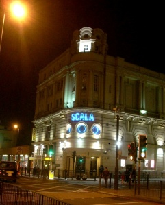 The Scala at King's Cross in London