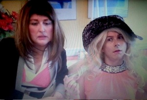 The double cross dresser and the drag queen