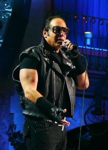 Andrew Dice Clay seemed indestructible