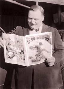 Fatty Arbuckle - or Michael Barrymore?