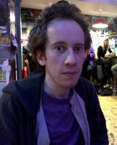 Gareth Morinan talked to me at Soho Theatre