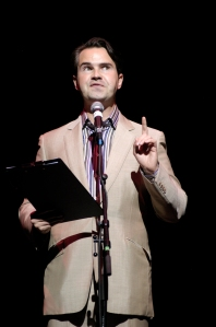 Jimmy Carr at the 2006 Malcolm Hardee Show