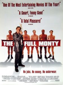 The Full Monty has a lot to answer for