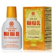 Miracle oil Wan Hua Oil