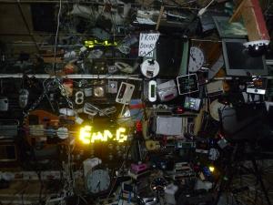 Phil Zimmerman's loft