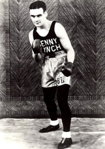 Scots boxer Benny Lynch (1913-1946)