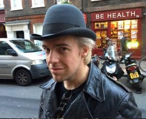 John Robertson - 17th December 2014