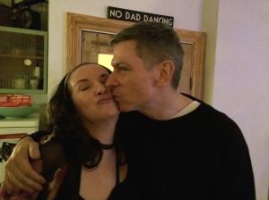 Karen O Novak & David Mills did NOT talk of Crappers & taps