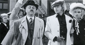 Richard Attenborough as Truscott of The Yard in Loot