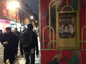 Passers by - Madame JoJo's last night