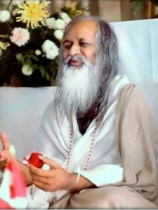 The Maharishi Mahesh Yogi - an unlikely role model?