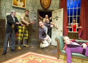 The Play That Goes Wrong - does what it says on the label
