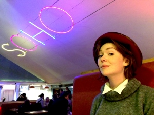 Elf Lyons at Soho Theatre in London