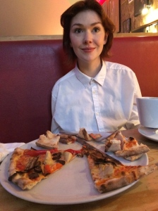 Elf Lyons - pizza