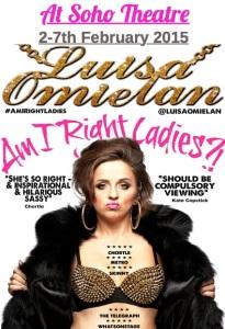 Luisa Omielan - Am I Right Ladies