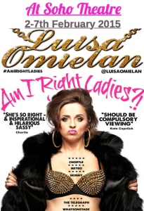 Luisa Omielan - Am I Right Ladies