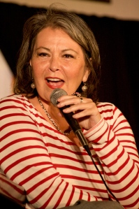 Still not a photo of Arlene Greenhouse - This is Roseanne Barr