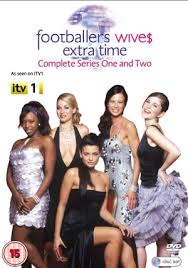 Footballers Wives - a lucky escape