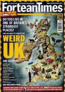 We live in Fortean Times