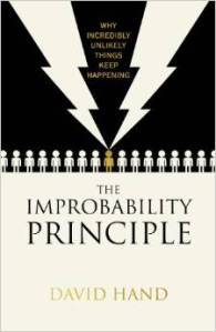 Professor Hand's book on the probability of improbable things happening