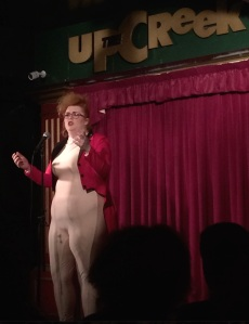 Jayde Adams, 2014 Funny Women winner