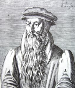 John Knox, a Scots Presbyterian
