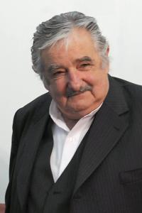 This is a picture of President José Mujica