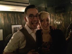 Laurence Owen & Lindsay Sharman